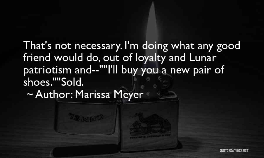 Pair Of Shoes Quotes By Marissa Meyer