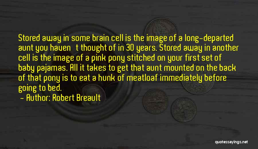 Pajamas Quotes By Robert Breault
