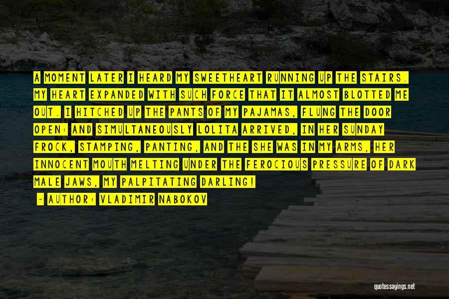 Pajamas Quotes By Vladimir Nabokov