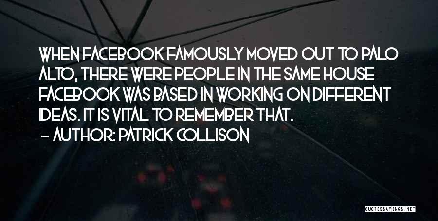 Palo Alto Best Quotes By Patrick Collison
