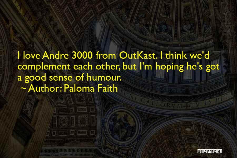 Paloma Faith Quotes 105114