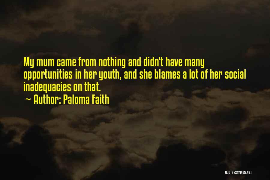 Paloma Faith Quotes 1360542