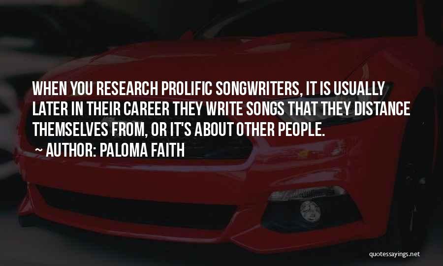 Paloma Faith Quotes 1470169