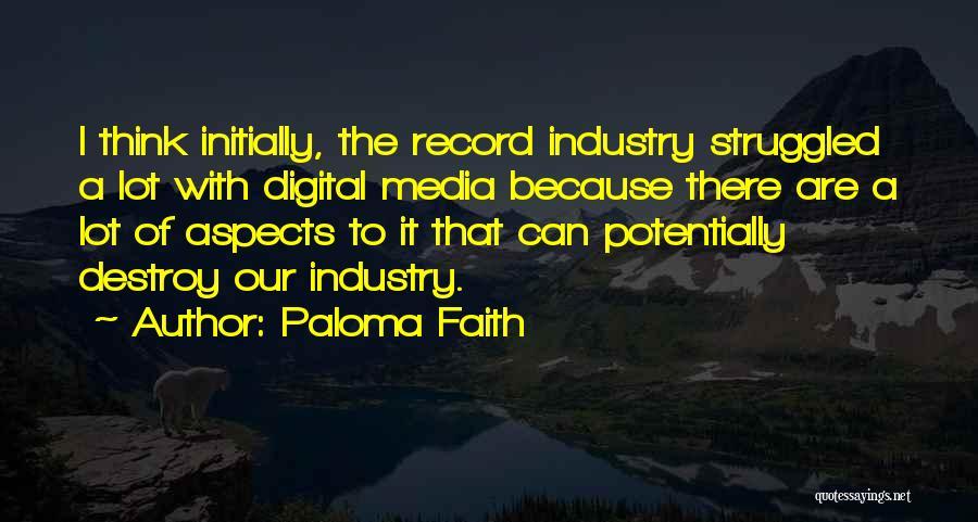 Paloma Faith Quotes 1490654