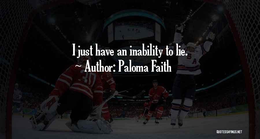 Paloma Faith Quotes 328803