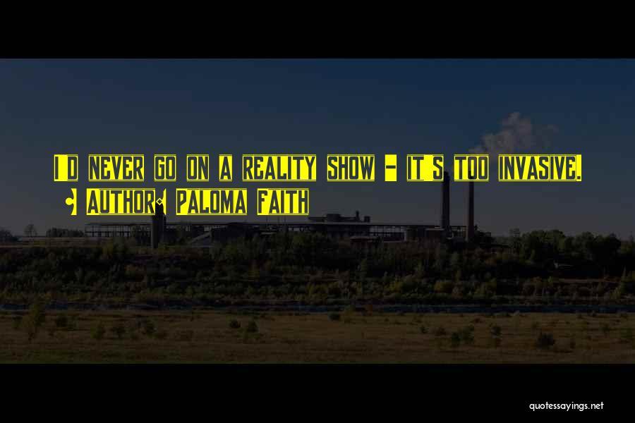 Paloma Faith Quotes 362292