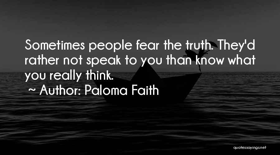 Paloma Faith Quotes 785599