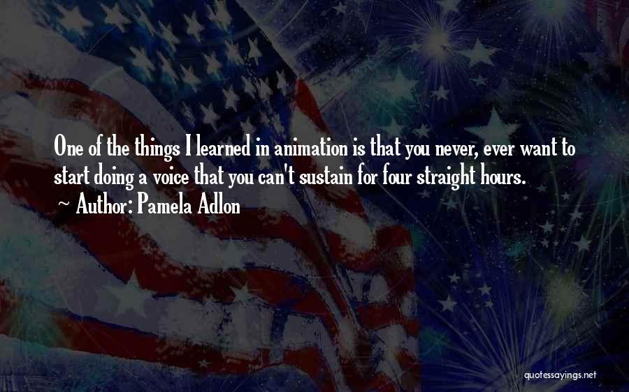 Pamela Adlon Quotes 2157902