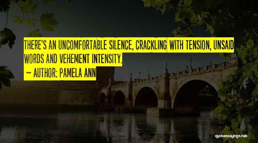 Pamela Ann Quotes 1815029