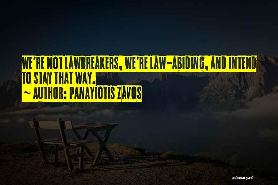 Panayiotis Zavos Quotes 1267754