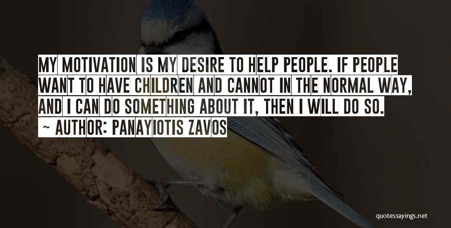 Panayiotis Zavos Quotes 1642855