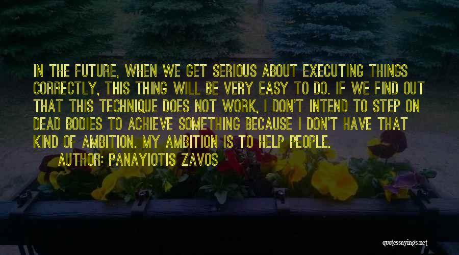 Panayiotis Zavos Quotes 1977898