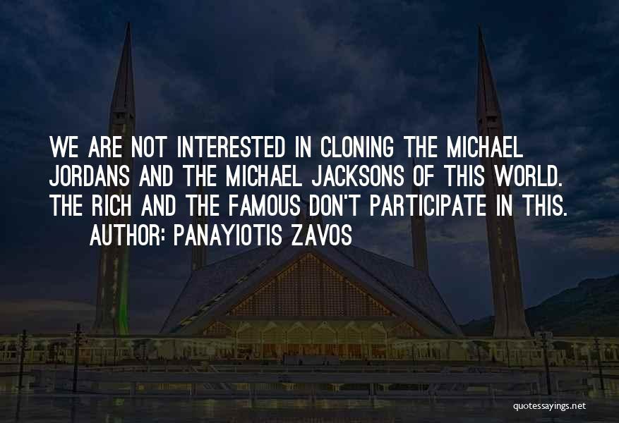 Panayiotis Zavos Quotes 936081