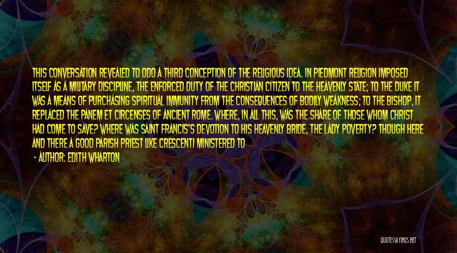 Panem Et Circenses Quotes By Edith Wharton