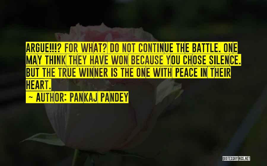 Pankaj Pandey Quotes 927197