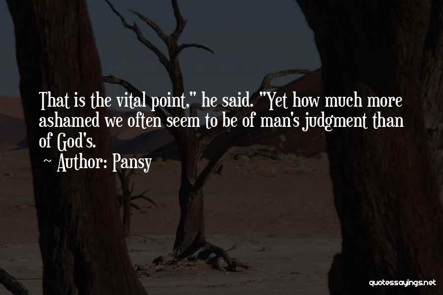 Pansy Quotes 260133