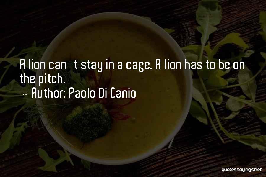 Paolo Di Canio Quotes 1019816