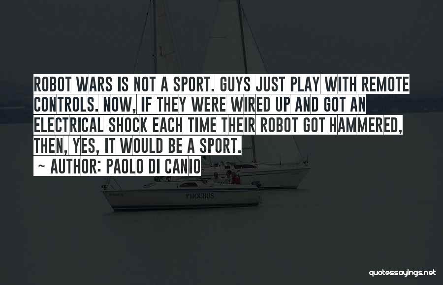 Paolo Di Canio Quotes 681368