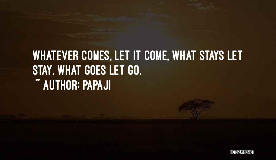 Papaji Quotes 1562594