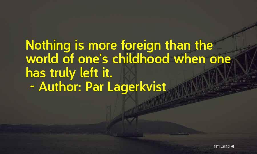 Par Lagerkvist Quotes 167358