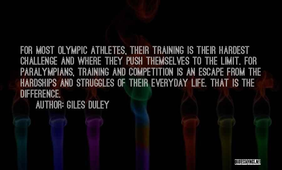 Paralympians Quotes By Giles Duley