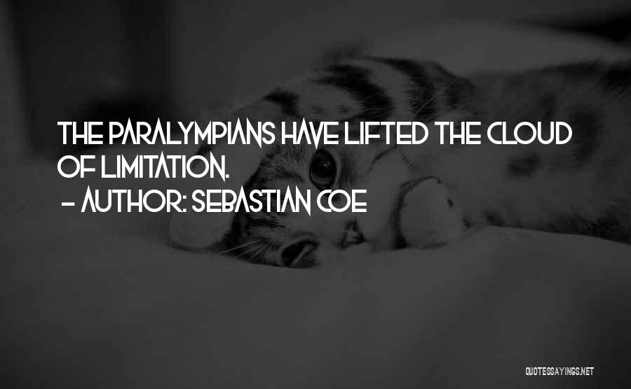 Paralympians Quotes By Sebastian Coe
