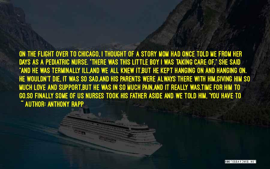 Parents Died Quotes By Anthony Rapp