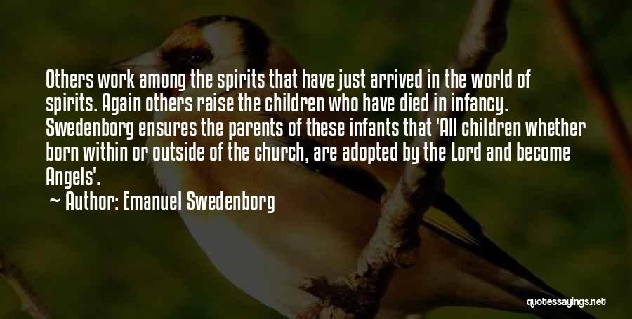 Parents Died Quotes By Emanuel Swedenborg