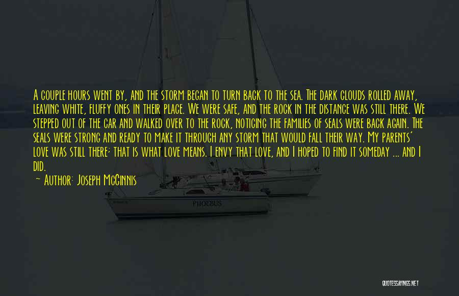 Parents Leaving Quotes By Joseph McGinnis