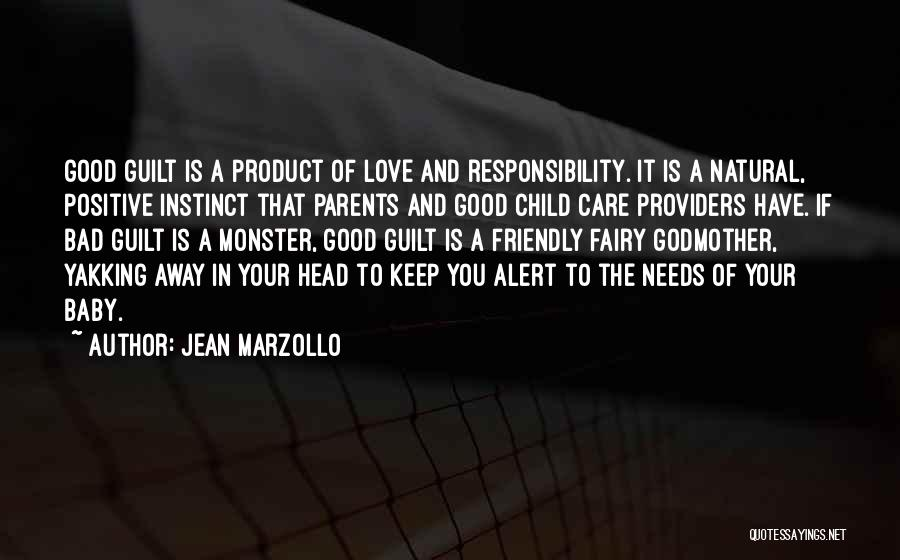 Parents Love And Care Quotes By Jean Marzollo