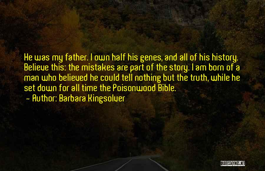 Part Time Father Quotes By Barbara Kingsolver