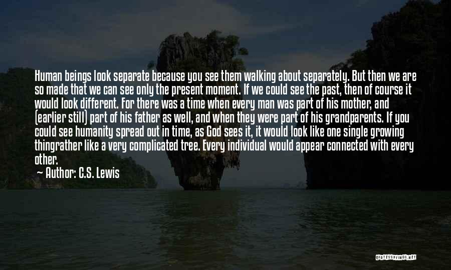 Part Time Father Quotes By C.S. Lewis