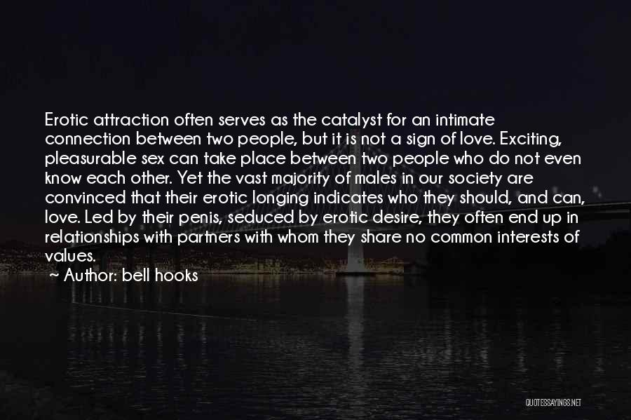 Partners Love Quotes By Bell Hooks