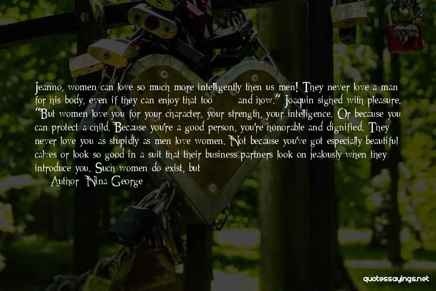 Partners Love Quotes By Nina George