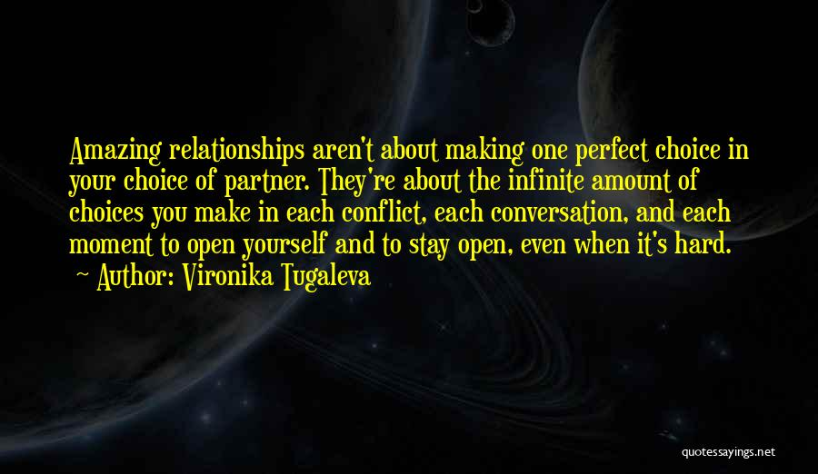 Partners Love Quotes By Vironika Tugaleva
