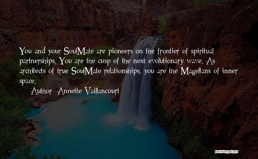 Partnership In Relationships Quotes By Annette Vaillancourt