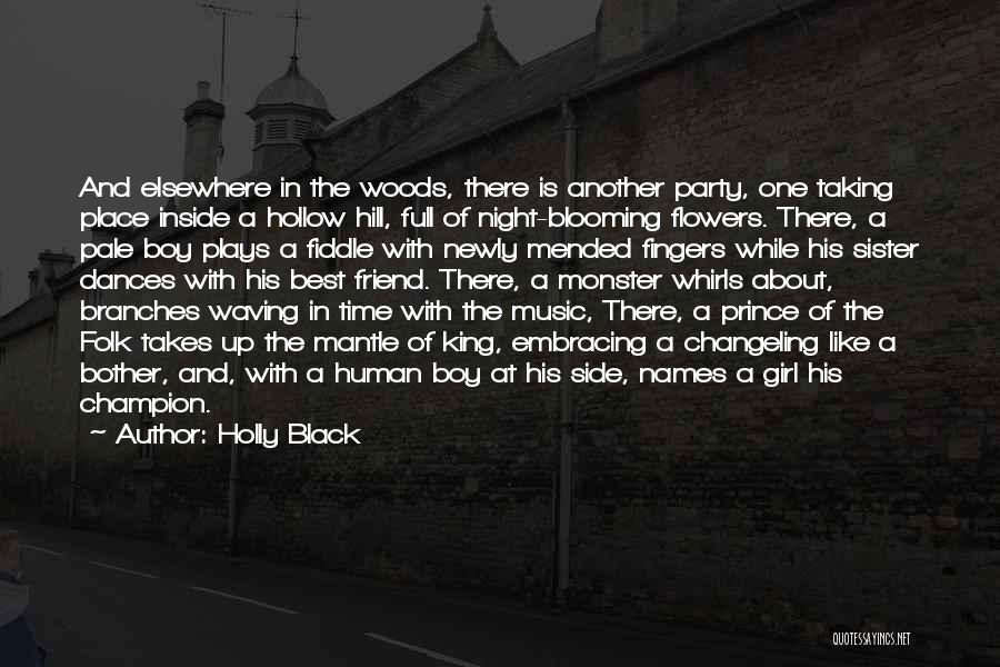 Party Girl Quotes By Holly Black