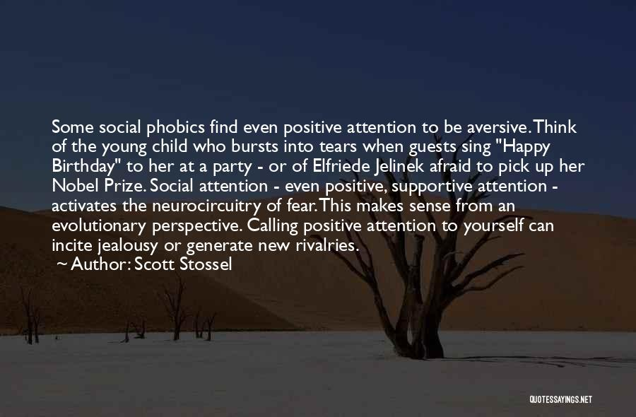 Party Guests Quotes By Scott Stossel