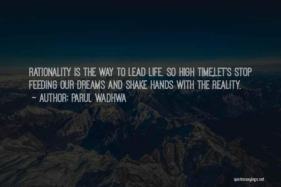 Parul Wadhwa Quotes 214656