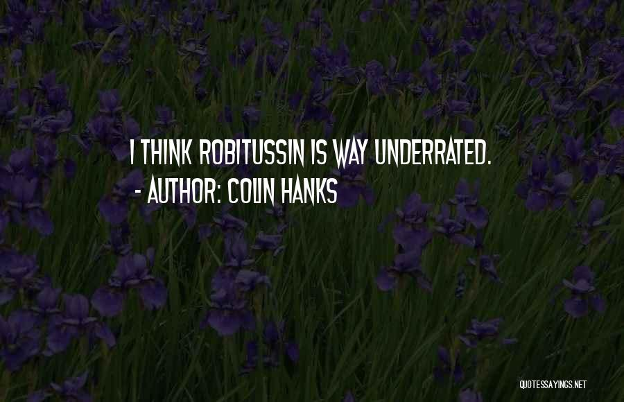 Parumala Thirumeni Quotes By Colin Hanks