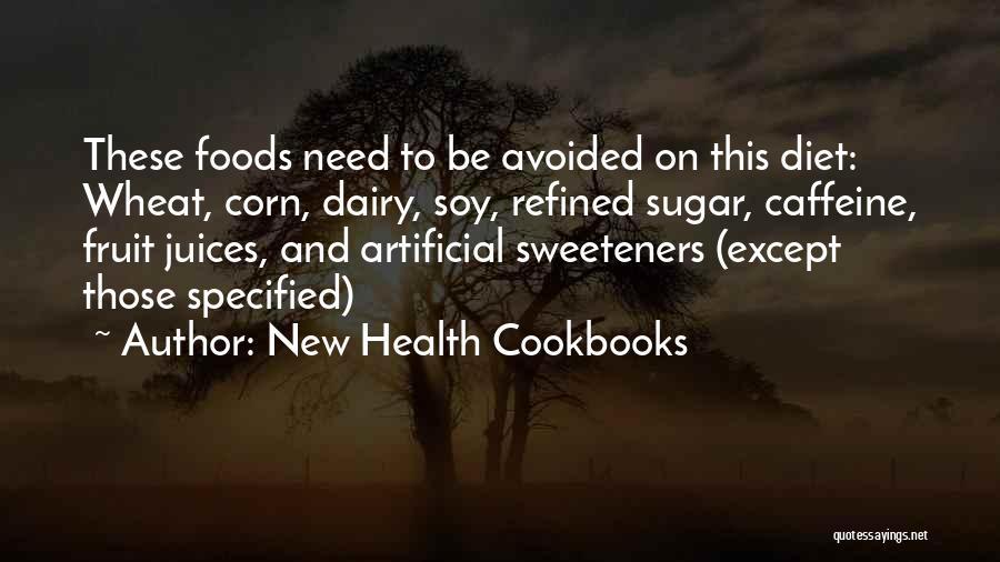 Parumala Thirumeni Quotes By New Health Cookbooks