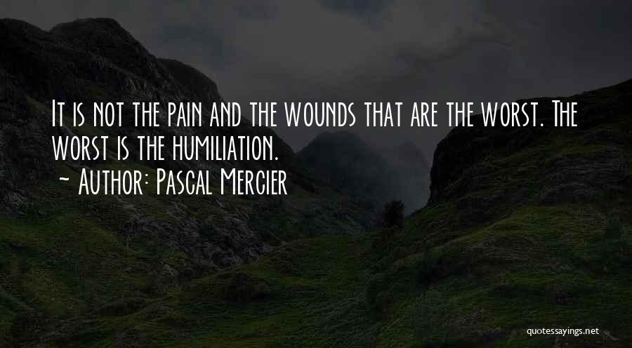 Pascal Mercier Quotes 1266591