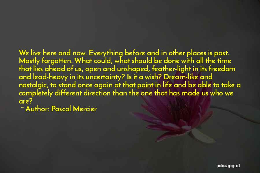 Pascal Mercier Quotes 1745282
