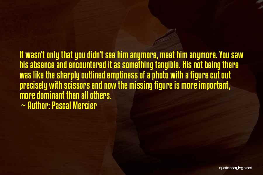 Pascal Mercier Quotes 1949710