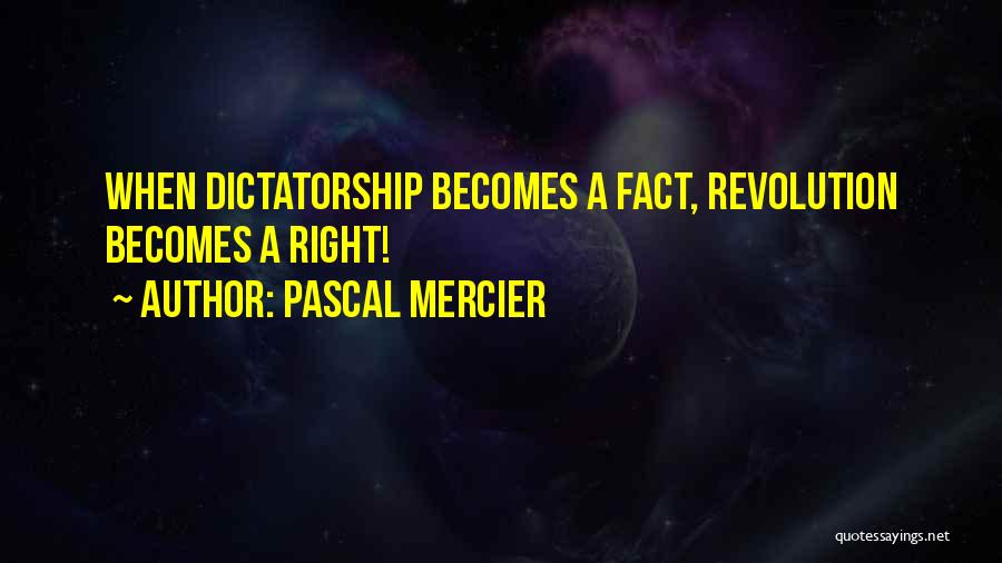 Pascal Mercier Quotes 1958438