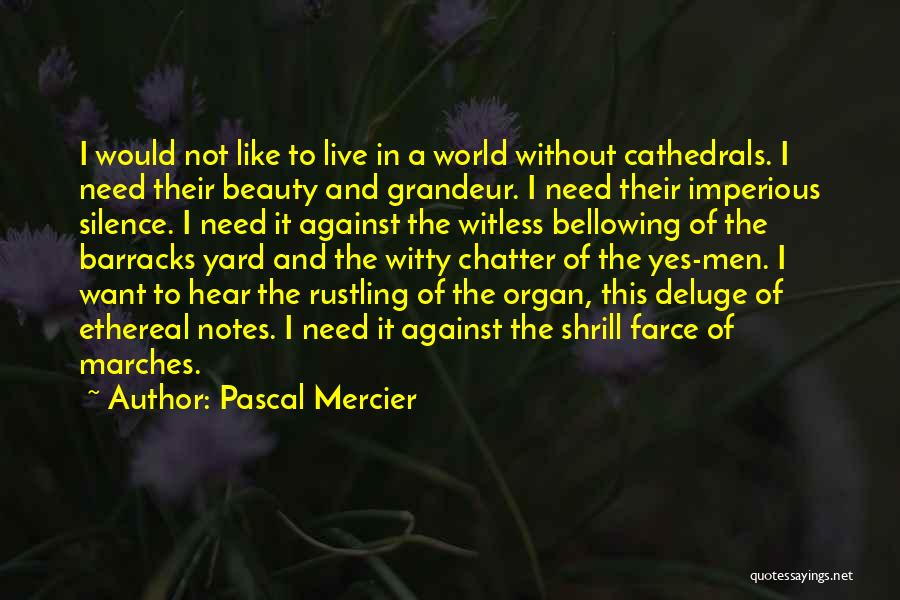 Pascal Mercier Quotes 718894