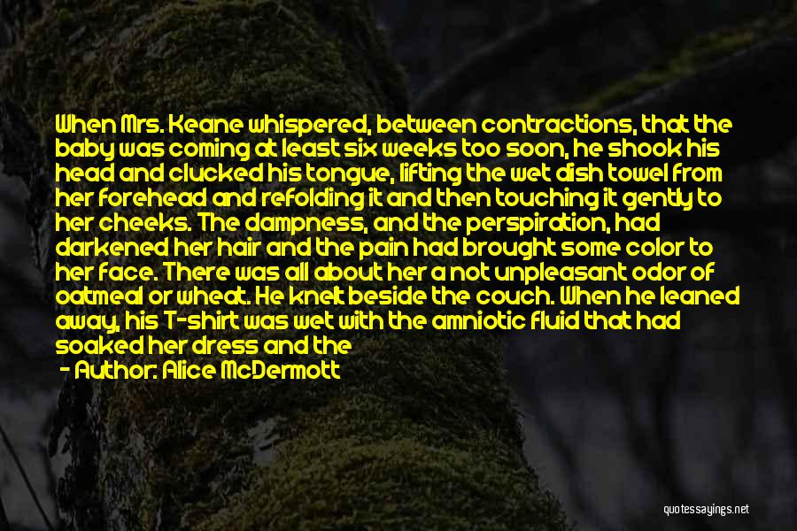 Passed Away Quotes By Alice McDermott