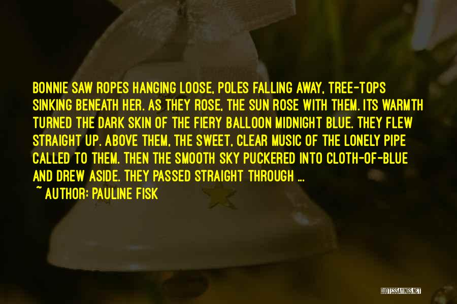 Passed Away Quotes By Pauline Fisk