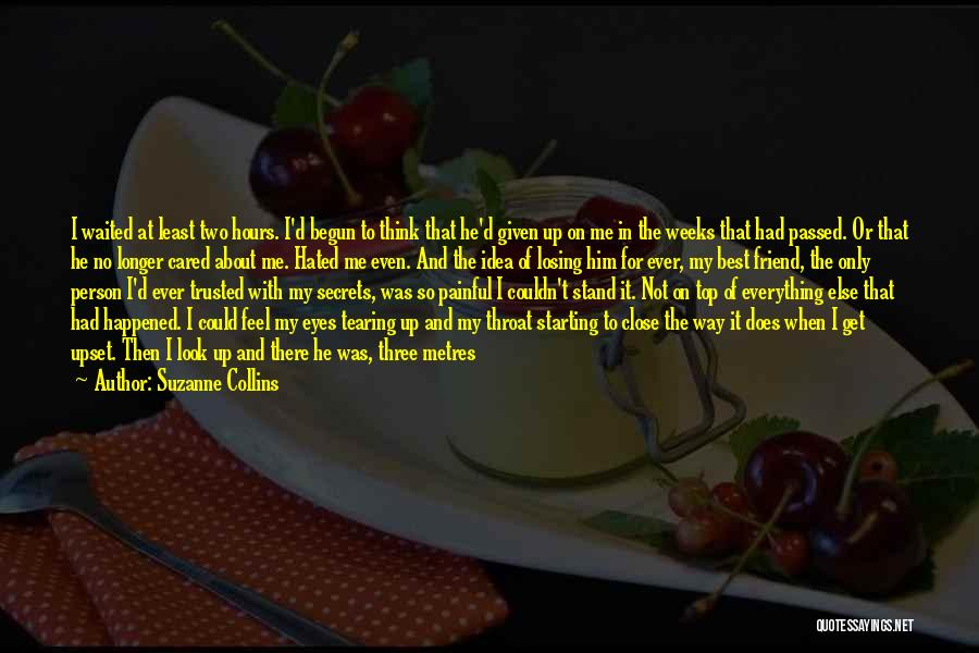 Passed Away Quotes By Suzanne Collins