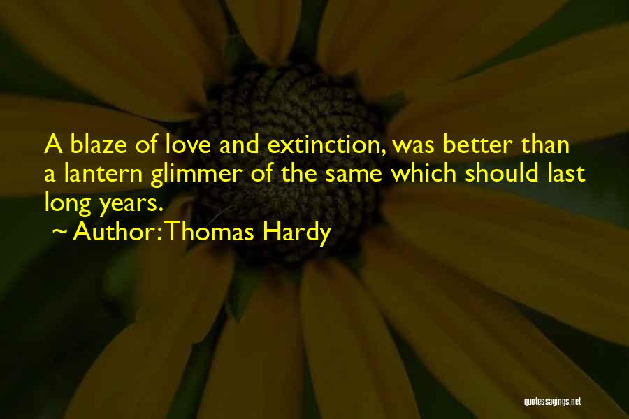 Passion Quotes By Thomas Hardy